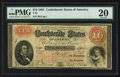 Confederate Notes:1861 Issues, T24 $10 1861 PF-1 Cr. 156.. ...