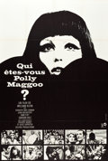 """Movie Posters:Comedy, Who Are You, Polly Maggoo? (Rank, 1966). French Grande (42"""" X63"""").. ..."""
