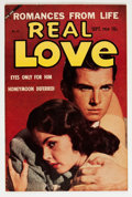 Golden Age (1938-1955):Romance, Real Love #63 (Ace Periodicals, 1954) Condition: VF+....