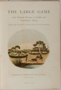 Books:Sporting Books, W. H. Drummond. The Large Game and Natural History of South andSouth-East Africa. Edmonston and Douglas, 1875. Firs...