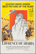 "Movie Posters:Academy Award Winners, Lawrence of Arabia (Columbia, 1963). One Sheet (27"" X 41""). AcademyAwards Style C. War.. ..."