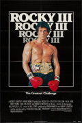 "Movie Posters:Sports, Rocky III (United Artists, 1982). One Sheet (27"" X 41""). Sports.. ..."