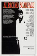"Movie Posters:Crime, Scarface (Universal, 1983). One Sheet (27"" X 41""). Crime.. ..."