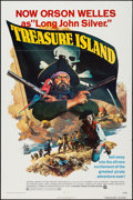 "Movie Posters:Adventure, Treasure Island (National General, 1972). One Sheet (27"" X 41"").Adventure.. ..."