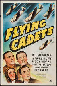 "Flying Cadets (Universal, 1941). One Sheet (27"" X 41""). Adventure"