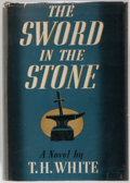Books:First Editions, T. H. White. The Sword in the Stone. G.P. Putnam's Sons,1939. First printing, first edition. Small tears along top ...