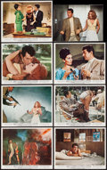 """Movie Posters:Action, The Silencers (Columbia, 1966). Color Photos (7) (8"""" X 10""""),Trimmed Color Photo (7"""" X 9.5"""") & Photos (13) (8"""" X 9.5"""" &7.5""""... (Total: 21 Items)"""