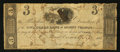 Obsoletes By State:Ohio, Mount Vernon, OH- The Owl Creek Bank of Mount Vernon $3 Sep. 19,1816 G14 Wolka 1750-06. ...