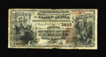 National Bank Notes:Maryland, Baltimore, MD - $50 1882 Brown Back Fr. 515 The National MechanicsBank Ch. # (E)1413. ...