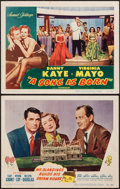 """Movie Posters:Comedy, Mr. Blandings Builds His Dream House and Other Lot (RKO, 1948). Lobby Cards (2) (11"""" X 14""""). Comedy.. ... (Total: 2 Items)"""