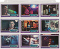 Memorabilia:Trading Cards, Saturday Night Fever Trading Card Set (Topps, 1977)....