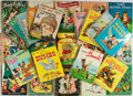Books:Children's Books, [Little Golden Books]. Group of 29. Assorted titles. Golden Press,c. 1960's-1970's. Two with moderate pencil markings, othe...(Total: 28 Items)