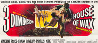 "House of Wax (Warner Brothers, 1953). 24 Sheet (104"" X 232"")"