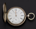 Timepieces:Pocket (pre 1900) , Joseph Johnson Liverpool Large Lever Fusee . ...