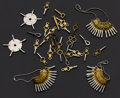 Timepieces:Other , Lot of 70 Watch Keys. ... (Total: 70 Items)