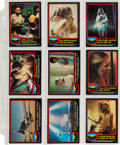 Memorabilia:Trading Cards, Close Encounters of the Third Kind Trading Card Set (Topps,1978)....