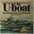 Books:World History, [WWII German U-Boats] Eberhard Rössler. The U-Boat. The Evolution and Technical History of the German Submarines W...