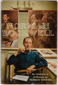 Books:Biography & Memoir, Norman Rockwell. SIGNED. Norman Rockwell: My Adventures As AnIllustrator. New York: Doubleday & Co., 1960. First ...