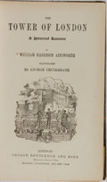 Books:Literature Pre-1900, [George Cruikshank]. Illustrator. William Harrison Ainsworth.The Tower of London: A Historical Romance. London: Geo...