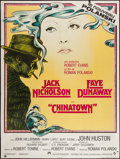 "Movie Posters:Mystery, Chinatown (Paramount, 1974). French Grande (46"" X 61""). Mystery....."