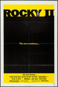 "Movie Posters:Sports, Rocky II (United Artists, 1979). One Sheet (27"" X 41""). Sports.. ..."