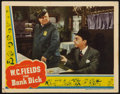 """Movie Posters:Comedy, The Bank Dick (Universal, 1940). Lobby Card (11"""" X 14""""). Comedy....."""