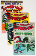 Bronze Age (1970-1979):Superhero, The Amazing Spider-Man Group (Marvel, 1965-91) Condition: Average FN.... (Total: 34 Comic Books)