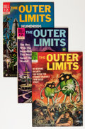Silver Age (1956-1969):Science Fiction, Outer Limits File Copy Group (Dell, 1964-69) Condition: Average VF+.... (Total: 32 Comic Books)