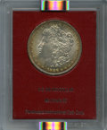 Redfield Dollars, 1886 $1 MS65 Paramount (MS64 NGC). NGC Census: (50162/26160). PCGSPopulation (40062/17215). Mintage: 19,963,886. Numismedi...