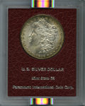 Redfield Dollars, 1898-O $1 Paramount MS65 (MS63 NGC). NGC Census: (15260/45299).PCGS Population (16047/40534). Mintage: 4,440,000. Numismed...