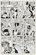 Original Comic Art:Panel Pages, Herb Trimpe and Sal Buscema The Incredible Hulk #136 Page 4 Original Art (Marvel, 1971)....