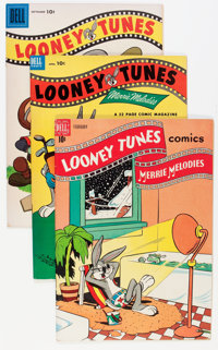 Looney Tunes and Merrie Melodies Comics File Copy Group (Dell, 1949-61) Condition: VF+.... (Total: 22 Comic Books)