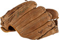 Baseball Collectibles:Others, 1960-61 Carl Yastrzemski Game Used Fielder's Glove, MEARSAuthentic....