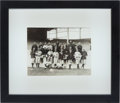 Baseball Collectibles:Others, 1913 New York Yankees Team Photograph by George Grantham Bain....