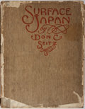 Books:Photography, [Photography]. Don C. Seitz. INSCRIBED. Surface Japan. Harper & Brothers, 1911. First edition, first printing. Sig...