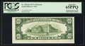 Error Notes:Miscellaneous Errors, Fr. 2024-K $10 1977A Federal Reserve Note. PCGS Gem New 65PPQ.. ...