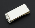 Estate Jewelry:Other , Silver Money Clip, Paloma Picasso for Tiffany & Co.. ...