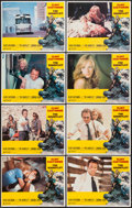 "Movie Posters:Action, The Gauntlet (Warner Brothers, 1977). Lobby Card Set of 8 (11"" X14""). Action.. ... (Total: 8 Items)"