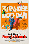 "Movie Posters:Animation, Song of the South (Buena Vista, R-1973). One Sheet (27"" X 41""). Animation.. ..."
