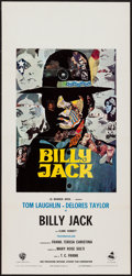 "Movie Posters:Action, Billy Jack (Warner Brothers, 1971). Italian Locandina (13"" X 27.5""). Action.. ..."