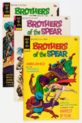 Bronze Age (1970-1979):Miscellaneous, Brothers of the Spear Group (Gold Key, 1972-76) Condition: AverageVF.... (Total: 17 Comic Books)