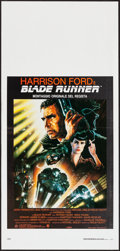 """Movie Posters:Science Fiction, Blade Runner (Warner Brothers, R-1992). Italian Locandina (13"""" X27""""). Science Fiction.. ..."""