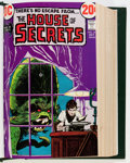Bronze Age (1970-1979):Horror, House of Secrets #101-120 Bound Volume (DC, 1972-74)....