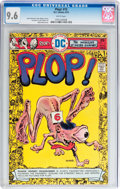Bronze Age (1970-1979):Humor, Plop! #15 (DC, 1975) CGC NM+ 9.6 White pages....