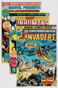 Bronze Age (1970-1979):Miscellaneous, Comic Books - Assorted Bronze Age Comics Group (Various Publishers,1970s) Condition: Average NM.... (Total: 22 Comic Books)