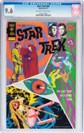 Bronze Age (1970-1979):Science Fiction, Star Trek #30 (Gold Key, 1975) CGC NM+ 9.6 Off-white to white pages....