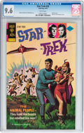 Bronze Age (1970-1979):Science Fiction, Star Trek #32 (Gold Key, 1975) CGC NM+ 9.6 White pages....