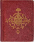 Books:Children's Books, E. Landells and Alice Landells. The Girl's Own Toy-Maker and Book of Recreation. Griffith and Farran, 1860. Illu...