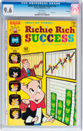 Bronze Age (1970-1979):Cartoon Character, Richie Rich Success Stories #54 File Copy (Harvey, 1974) CGC NM+9.6 White pages....