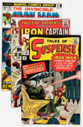 Silver Age (1956-1969):Superhero, Marvel Silver-Modern Age Comics Group (Marvel, 1964-83) Condition: Average GD.... (Total: 26 Comic Books)